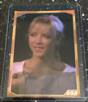 252 Limited Run Games Night Trap 252 Silver Trading Card