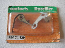CONTATTI ACCENSIONE DUCELLIER 71.129 - Fiat 850/124/125/127/128/238/A112/DS 19