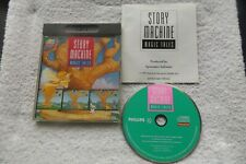STORY MACHINE MAGIC TALES PHILLIPS CDi CD-i ( create a story and watch it )