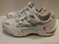 VIONIC womens Sneakers Sz 9 White Blue