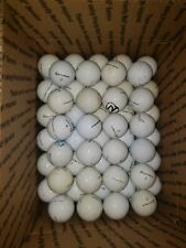 Taylormade Mixed Lot Golf Balls 2A-3A Minor Scuffs, Stains and Sharpie Marks