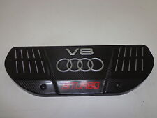Carbon Motorabdeckung 077103935AC Audi RS6 4B V8 Biturbo Engine Cover