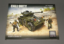 Call of Duty Mega Bloks Apc Invasion Tank Collector Series Set 06856 New