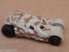 2014 Hot Wheels THE TUMBLER- CAMOUFLAGE VERSION 63/250 Batman LOOSE Camo Tan