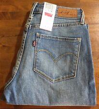 LEVI'S CURVE ID BOLD CURVE CLASSIC BOOT CUT LEG Jeans - Women's 6 Medium NWT