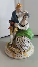 made in occupied japan colonial couple figurine