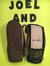 Munchkin Baby Bottle Warmer Travel Bag W/Car Charging Adapter & Insulated Bag