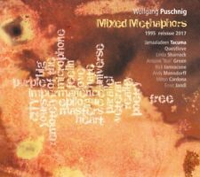 WOLFGANG PUSCHNIG - MIXED METAPHORS (REMASTERED)   CD NEW