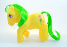 Vintage My Little Pony ~*So Soft Rearing Magic Star Deflocked BEAUTIFUL!*~