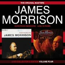 JAMES MORRISON European Sessions / Live In Paris Collector's Edition 2CD NEW