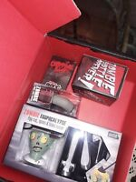 NERD BLOCK, HORROR BLOCK LOT BOX BRAND NEW IN ORIGINAL BOX