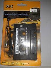 Cd Car Cassette Adaptor