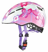 Caschetti da ciclismo viola, per bambina