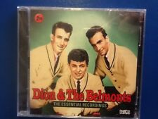 DION AND THE. BELMONTS.      THE.  ESSENTIAL. RECORDINGS.   TWO. DISCS.
