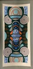 Widespread Panic Milwaukee 2015 Tripp Concert Poster Silkscreen