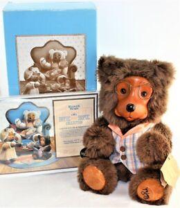 Robert Raikes Bear Home Sweet Home Collection Jason Artist Signed 623/10000 COA