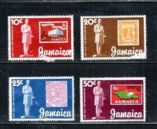 JAMAICA  STAMPS  MINT NO GUM  LOT  16718