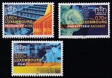 Luxemburg postfris 2003 MNH 1615-1617 - Uitvindingen