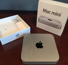 Apple Mac Mini Server Late 2012: Core i7-3615QM 2.3GHz - 4GB - 2x1TB HDD
