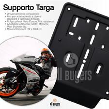 Kennzeichen Motorrad Halterung Roller 50cc Nummernschildhalter Antrieb
