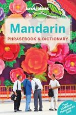 MANDARIN PHRASEBOOK AND DICTIONARY 9: By Lonely Planet Publications Staff Reg...