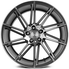 "19"" Quantum V25 Wheels for Audi A3 A4 A6 Q5 VW Golf Jetta Passat Mercedes Benz"