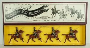 Vintage W. Britains 1997 Collectors Edition Charge of theLight Brigade XMAS GIFT