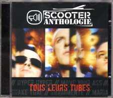 Scooter - Anthologie (Tous Leurs Tubes) - CDA - 2005 - Techno Best Of Scorpio FR