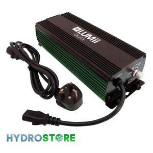 LUMii DIGITA 1000w Digital Dimmable Ballast. Lighting. Hydroponics.