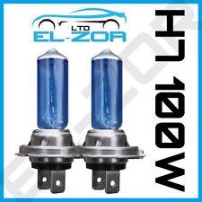2 x H7 499/477 100W Xénon SUPER BLANC AMPOULES de phare croisement principal