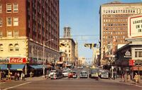 Long Beach~ Early 1950s Cars~Coca-Cola Sign~L'Opera Italian~Melbourne, DDS~1-Way