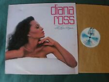 DIANA ROSS : To love again - LP 1981 French pressing VOGUE 542002