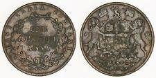 EAST INDIA COMPANY - 1858 1/4 Anna