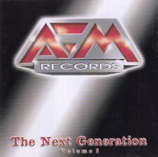 Various – The Next Generation Vol. 1 (CD 1999) Germany, AFM Records !!!