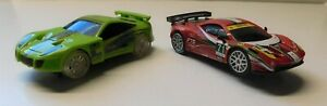 1/43 Scale Slot Cars Tested and Runs, Set of 2, Set DD