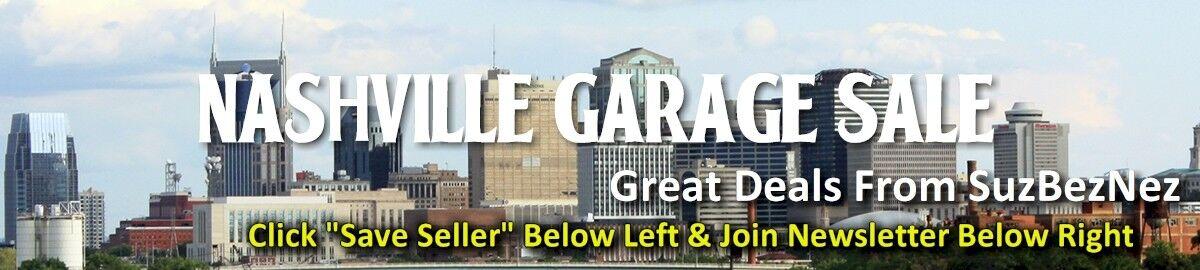 Nashville Garage Sale
