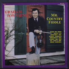 GRAHAM TOWNSEND: Mr. Country Fiddle LP Country