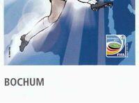 Panini WM 2011 13 Bochum World Cup 11 Women Frauen Fussball Sticker
