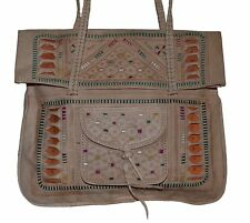 Leather Handbag Purse Moroccan Women Shopping Bag New Fashion Genuine Natural
