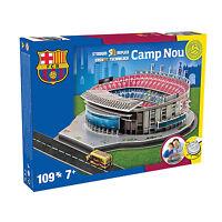 Paul Lamond Games - Barcelona Camp Nou Stadium 3D Boxed Puzzle