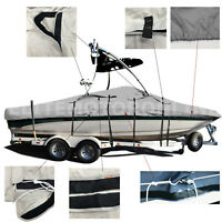 NEW 17/'-19/' TAYLOR MADE BOAT GUARD PLUS COVER,V-HULL RUNABOUT FISH /& SKI,70805