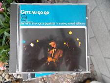 Getz Au Go Go, Jazz-CD, gut erhalten, mit. 10 schönen Titeln