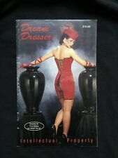 VINTAGE 1995 DREAM DRESSER Catalog of exotic & Fetish lingerie
