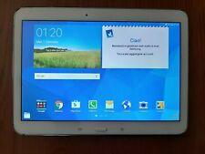 "Samsung Galaxy Tab 4 SM-T535 16 Gb 10.1"" Bianco Tablet 4G Wifi"