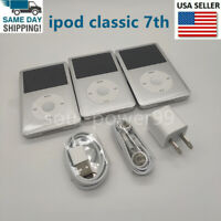 NEW Apple iPod classic 7th Generation silver 160GB MP3 1 Year Warranty