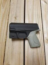 Concealment S&W M&P SHIELD 9/40 IWB Black Kydex Holster