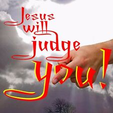 CHRISTIAN MUSIC CD, JESUS WILL JUDGE YOU, THE RED ACE DEBUT ALBUM, NEW CD