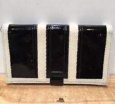 Old Navy Wallet Black/Tan NWT