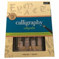 Calligraphy Kit A Complete Lettering Kit for Beginners With Calligraphy Pens