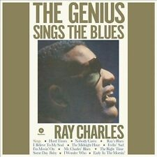 Ray Charles Blues Import Vinyl Records